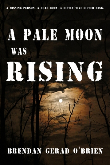 A pale moon Draft2Digital cover 2020